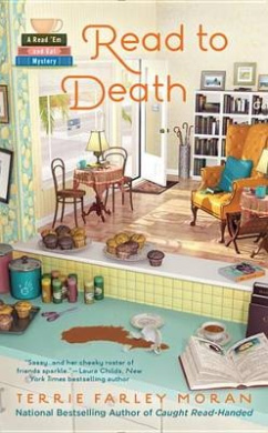 Read To Death: A Read 'Em And Eat Mystery
