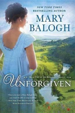 Unforgiven (Horsemen Trilogy)
