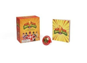 Mighty Morphin Power Rangers Light-Up Ring and Illustrated Book