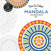 Vive le Color! Mandala (Adult Coloring Book)