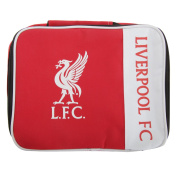 Liverpool FC Official Football Gift School Lunch Box Cool Bag Red