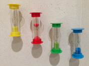 Childrens Toothbrush Timer - 3 Min Suction Cup Timer