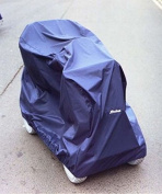 Mobility Scooter Storage Cover - Large In Blue