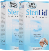 Theratears Sterilid Twin Pack