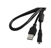 Panasonic Lumix DMC-TZ30 Battery Charger USB Cable Data Lead For Camera/ DATA transfer from camera to PC OR MAC