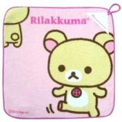 [Rilakkuma] Towel with Loop (Korilakkuma / Tekuteku) ★