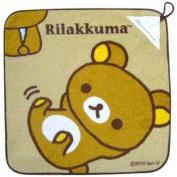 [Rilakkuma] Towel with Loop (Rilakkuma / Golon) ★