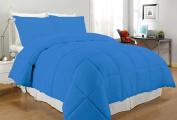 South Bay OS CB KG T220 CFR Down Alternative Comforter, King, Cobalt Blue
