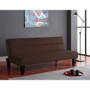 Kebo Futon Sofa Bed, Brown, Ideal for Hanging Out in the Lazy Afternoon or Catching Some Sleep At Night