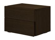 Argo Furniture Bella 2 Drawer Night Stand