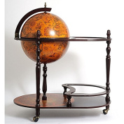 The Red Globe Drinks Trolley