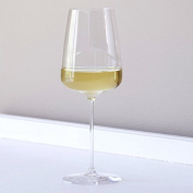 Italesse White Wine Glasses Set of 2, #17425