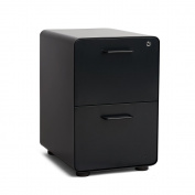 Poppin Stow 2-Drawer File Cabinet