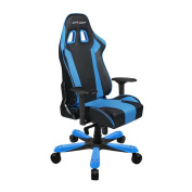 Dx Racer KS06/NB Racing Bucket Seat Office Chair Gaming Chair Ergonomic Computer Chair Esports Desk Chair Executive Chair Furniture with Free Cushions