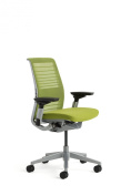 Steelcase 3D Knit Think Chair, Wasabi