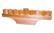 Project Kit - Cedar Menorah for Candles or Oil