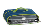 Insulated Casserole Carrier with Handle by Picnic Plus