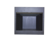 Sure Heat VFBC32B Surefire Vent-Free Circulating Firebox with Screen, 80cm , Black