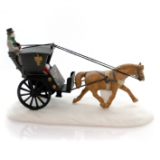 Department 56 Accessory KINGS ROAD CAB Porcelain Heritage Village Dickens 55816