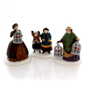 Department 56 Accessory THE BIRD SELLER Porcelain Heritage Village Collection 58033