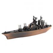 BB-40 Navy Battleship Die Cast Miniature Replica Pencil Sharpener
