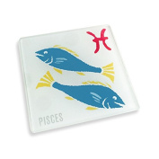 Set of 4 Pisces Coasters
