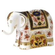 Royal Crown Derby INFANT IMARI ELEPHANT