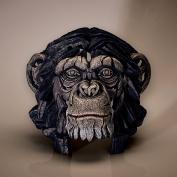 Chimpanzee Bust - Contemporary Sculpture from Edge Sculpture