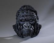 Gorilla Bust - Contemporary Sculpture from Edge Sculpture