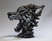 Wolf Bust - Contemporary Sculpture from Edge Sculpture