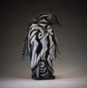 Penguin - Contemporary Sculpture from Edge Sculpture