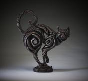 Black Cat - Contemporary Sculpture from Edge Sculpture