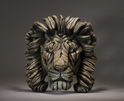 Lion Bust - Contemporary Sculpture from Edge Sculpture