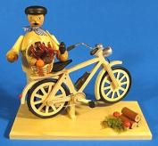 Dregano Bicycle Rider Smoker Made in Germany