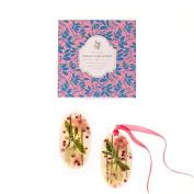 Rosy Rings Wild Carnation Oval Sachet