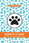 Fresh Scents Sachet From Willowbrook, 6 Packs, Paws & Claws