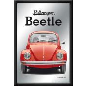 Volkswagen Beetle Rectangular Mirror