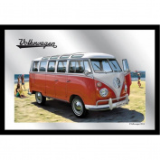 Volkswagen Bully Rectangular Mirror