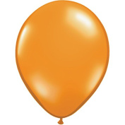 Standard Colour Balloons, Orange, 11, Package of 100