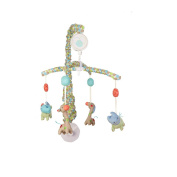 Sumersault Musical Mobile, Animal Spots & Stripes