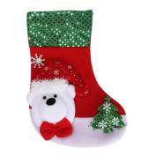 Lookatool® Christmas Snowman Gift Socks Gift Bag Christmas Supplies