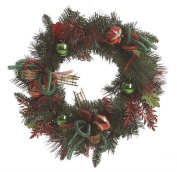 60cm Star Ornament Wreath