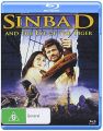 Sinbad and the Eye of the Tiger [Region A] [Blu-ray]