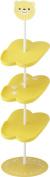 YAMAZAKI home Bear - Kid's Shoe Rack, Yellow - Bear