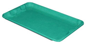 MFG Tray 7802185170 Lid for Nest and Stack Container 780208, Glass Fibre Reinforce, Plastic Composite, 45cm x 27cm x 3.1cm , Green