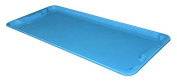 MFG Tray 7801185268 Lid for Nest and Stack Container 780008 and 780108, Glass Fibre Reinforce, Plastic Composite, 110cm x 50cm x 3.1cm , Blue