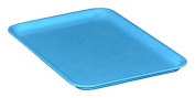 MFG Tray 9221185268 Lid for Nesting Container 9261085268, Glass Fibre Reinforce, Plastic Composite, 25cm x 16cm , Blue
