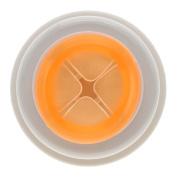 VANKER 2Pcs Orange Bathroom Kitchen Wash Cloth Hand Towel Clip Holder Rack Hanger