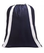 Handy Laundry, Backpack Laundry Bag, Commercial Grade, Made in USA, 60cm X 70cm ,Navy Blue