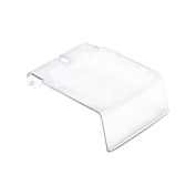 Quantum Storage System Ultra Series Clear Covers For Use With Qus210 Ultra Stack And Hang Bin Pack of 24